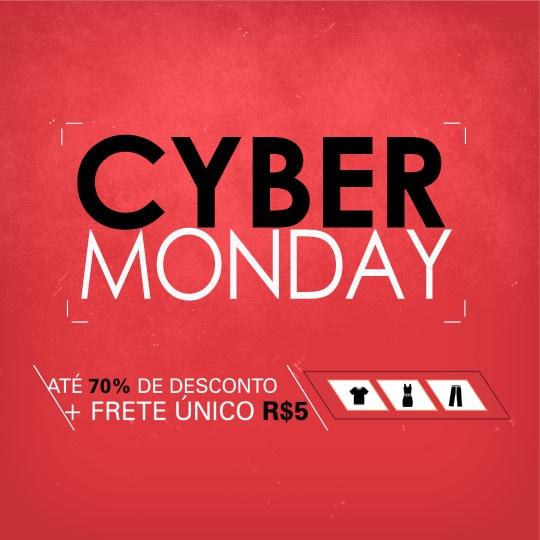 Cyber Monday no Posthaus.com