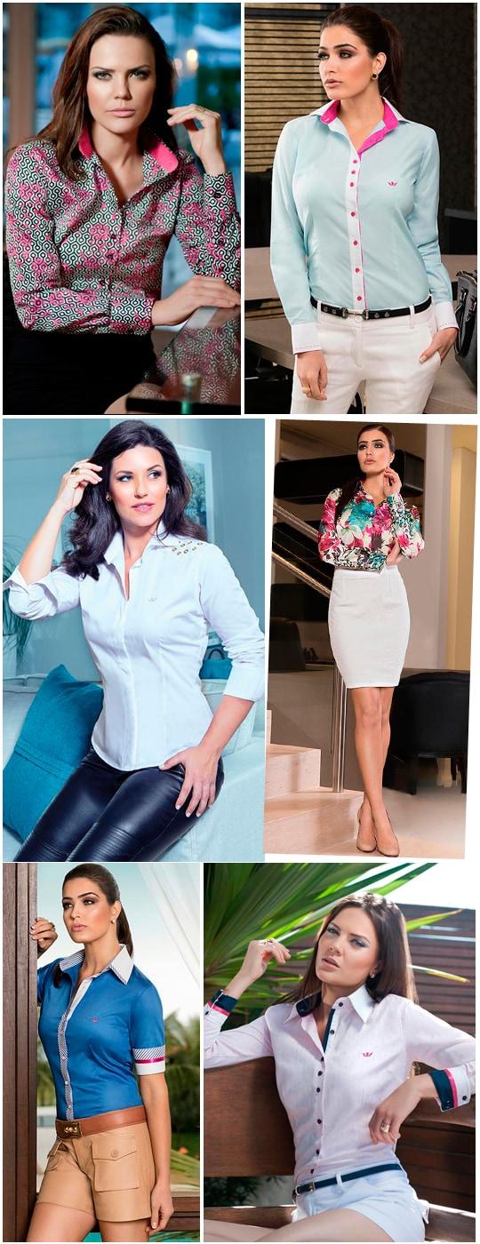 comprar camisa feminina online